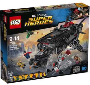 LEGO 76087 Flying Fox: Batmobile Airlift Attack £60.00 Delivered @ Amazon