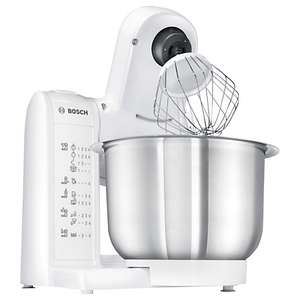 Bosch MUM4807GB 600W Food Stand Mixer With 3.9L Stainless Steel Mixing Bowl £57.50 @ Tesco Outlet Ebay