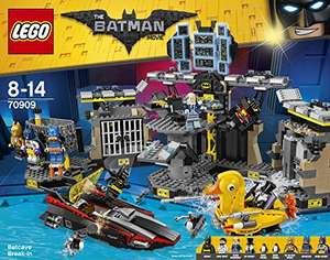 LEGO 70909 Batman Batcave Break-in Building Toy £65.59 - Exclusive for Prime Members @ Amazon