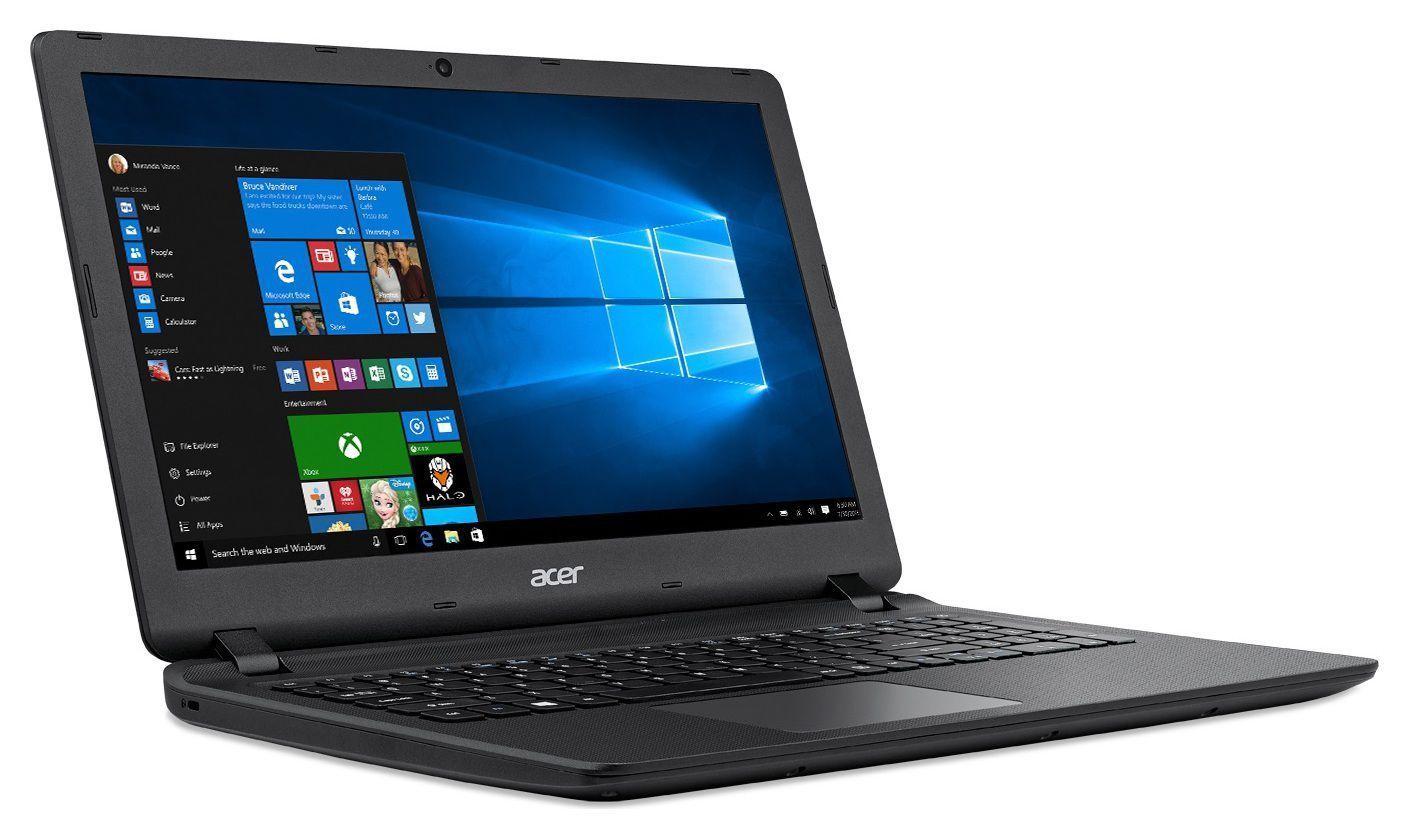 Acer Aspire ES15 15.6 Inch Intel i3 2.4GHz 8GB 256GB SSD Laptop - Black - £329.99 Argos / Ebay (REFURB)