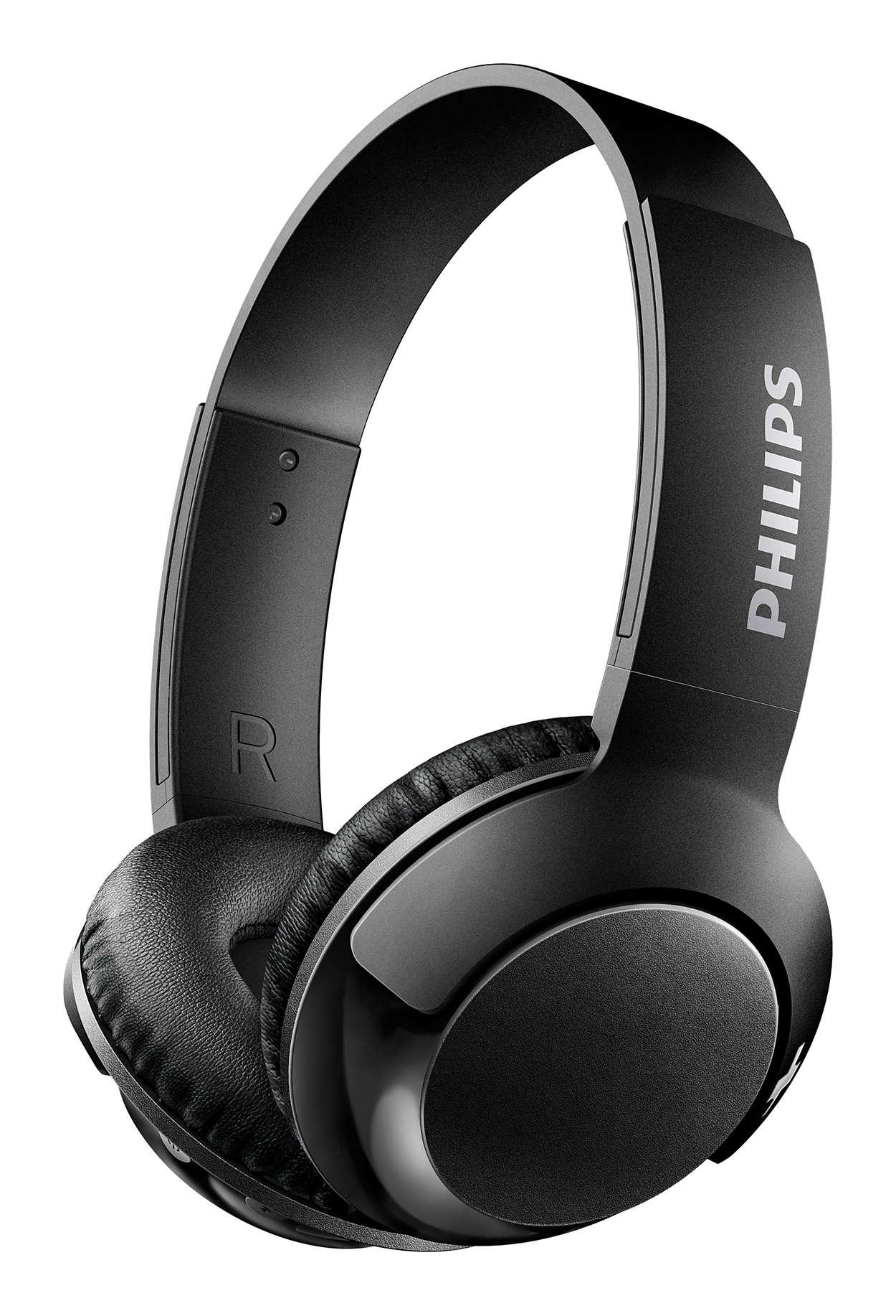 Philips SHB3075 Wireless On-Ear Headphones - Black/White/Blue/Red - £49.99 @ Argos