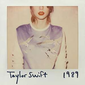 1989 - Taylor Swift (NEW) (£3.99 w/ Prime, £5.98 w/o Prime incl. P&P) Sold by positivenoise and Fulfilled by Amazon