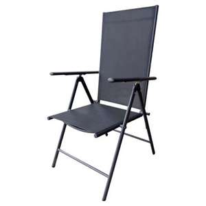 Tesco Seville Reclining Garden Chair (was £25) Now £12.50 at Tesco Direct