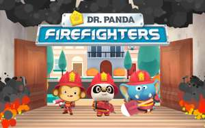 Free game (Apple & Android devices) Dr Panda Firefighters