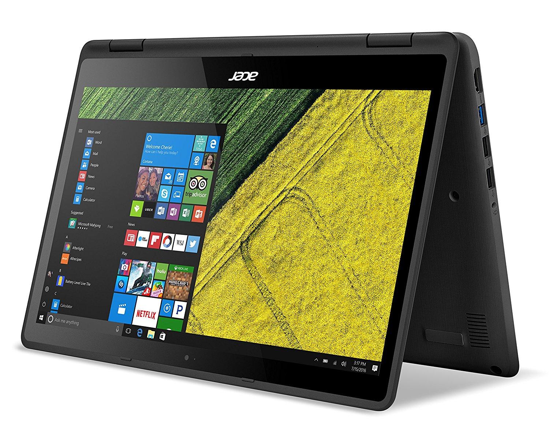 Acer Spin 5 13.3 Inch Ci3 8GB 128GB Laptop - Black Amazing price £389.99 @ Argos