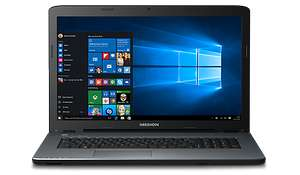 "MEDION AKOYA P7645 17.3"" 1,920 x 1,080 pixels, SSD 256 GB, 1TB HDD, GeForce® 940MX 2GB, Intel® Core ™ i5-7200U 8GB RAM £629"