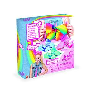 JoJo Siwa Bow Maker (contains materials for 4 Bows) only £9.99 C&C at Smyths Toys