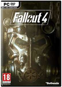 Fallout 4 PC ( £7.12 with cdkeys 5% fbook like code )