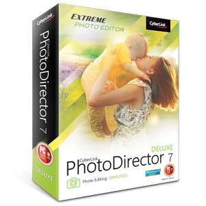 Cyberlink PhotoDirector 7 Deluxe - Free - Cyblerlink Promo
