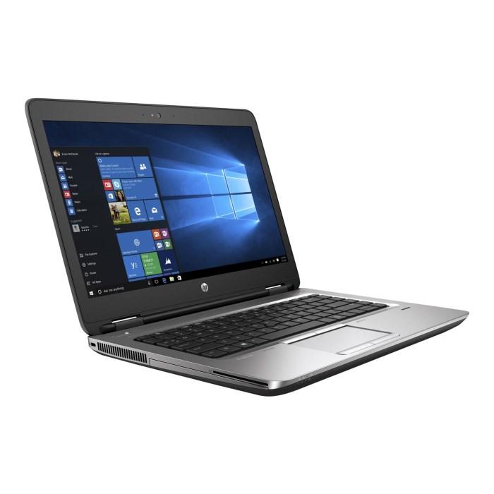 (Trade-in:- £300.00) HP ProBook 640 G2 Core i5-6200U 4GB 500GB DVD-RW 14'' 1920 x 1080 Windows 10 Pro Laptop