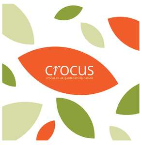 20% off your first order at crocus - online garden centre