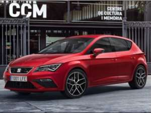 Seat Leon Hatchback 1.2 TSI SE Dynamic Technology 5dr 24m lease 8k miles £4339.56 @ Vehicle savers