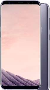Samsung Galaxy S8 64GB Orchid Grey Sim Free £520 @ Mobile phones direct