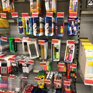 Stationery Sale @ Sainsbury's Eastleigh