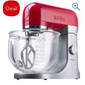 Kenwood kMix stand mixer in red £139.99 with code @ Co-op Electrical
