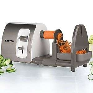 Salter EK2299TES 3 In 1 Side Loading Electric Fruit & Vegetable Spiralizer 15W £12.50 @ Tesco / Ebay