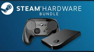 Steam controller and Steam Link bundle £35.98 at Steam - £7.40 postage
