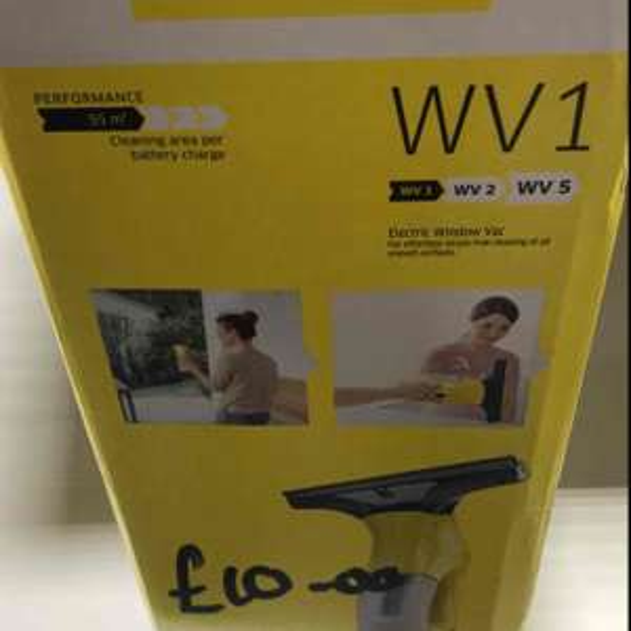 Karcher Window Vac WV1 £10 @ wilkos  - Tottenham Hale