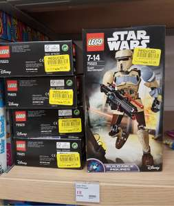 LEGO Star Wars Scarif Stormtrooper™ 75523, £5.35 (was £19.99 then £8) at Waitrose in store (Worcester)