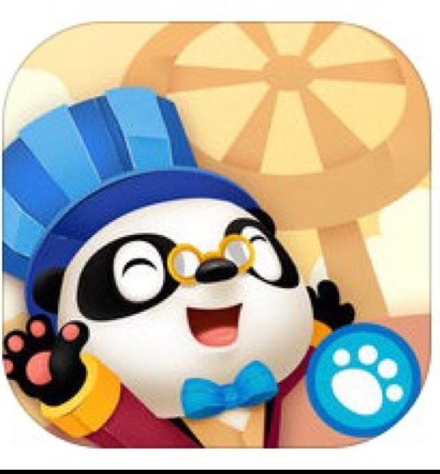 Dr Panda's Funfair iOS FREE