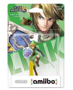 Link No.5 amiibo Avalible To Order Again From Amazon - £12.99