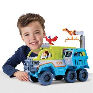 Paw Patrol Jungle Terrain Vehicle with Ryder figure reduced to £34.99 Delivered at Smyths.