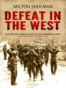 Defeat in The West Kindle ebook - Free @ Amazon