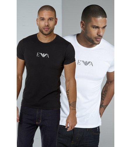 Emporio Armani Pack Of 2 T-Shirts £29.99 @ Studio