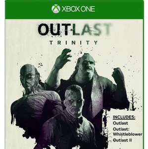 Outlast trinity (XB1) £16.85 @ amazon with prime (+£1.99 non prime)