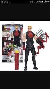 Hawkeye action figure with lightning light up bow (Titan Tech) was £27.99 now £10.99 delivered @ BargainMax