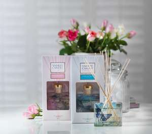 Twin Pack Yankee Candle Signature Reed Diffusers now half price - £14.99 @ Very
