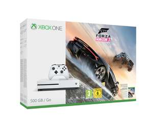 Xbox One S 500GB + Forza Horizon 3 + Destiny 2 £199.85 @ Shopto