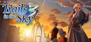 The Legend of Heroes: Trails in the Sky the 3rd (PC/ DRM Free) £18.79 @ GoG