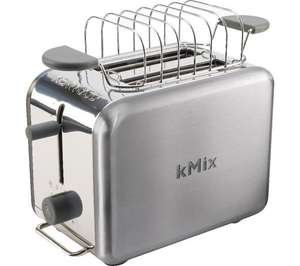 kmix toaster stainless steel (silver) £14.99 instore @ Robert Dyas - Slough