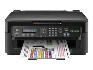 Epson WorkForce WF-2510WF All in One Inkjet Printer £39.98 @ Ebuyer