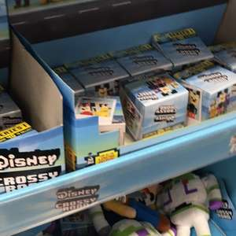 Disney crossy road blind box 75p @ tesco instore