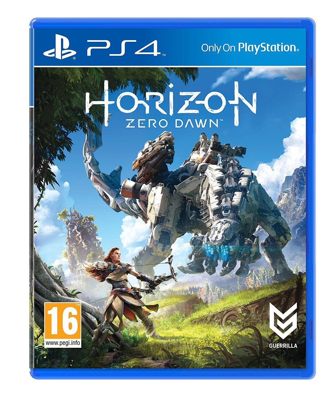 [PS4] Horizon: Zero Dawn (Like New) - £23.99 - eBay/Boomerang