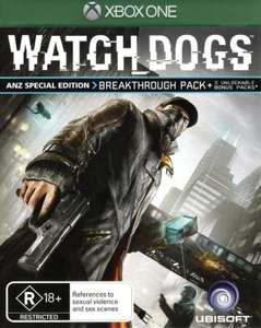 [Xbox One] Watch Dogs (Anz Special Edition) - £3.99 (As New) - eBay/Boomerang