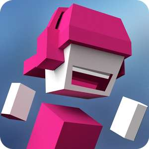 Chameleon Run by Noodlecake Studios only 10p on Google Play Store