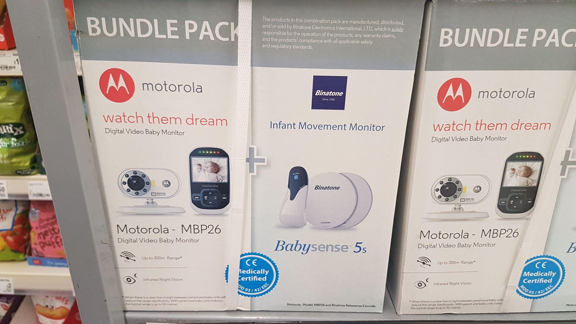 Baby monitor Motorola MBP26 £45 @ Asda