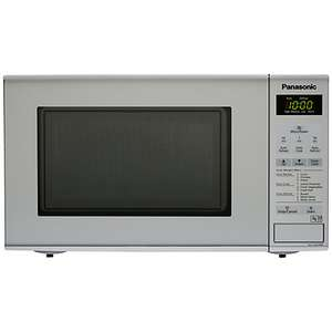 Panasonic NN-E281M Microwave Oven, Silver  at John Lewis for £35.75