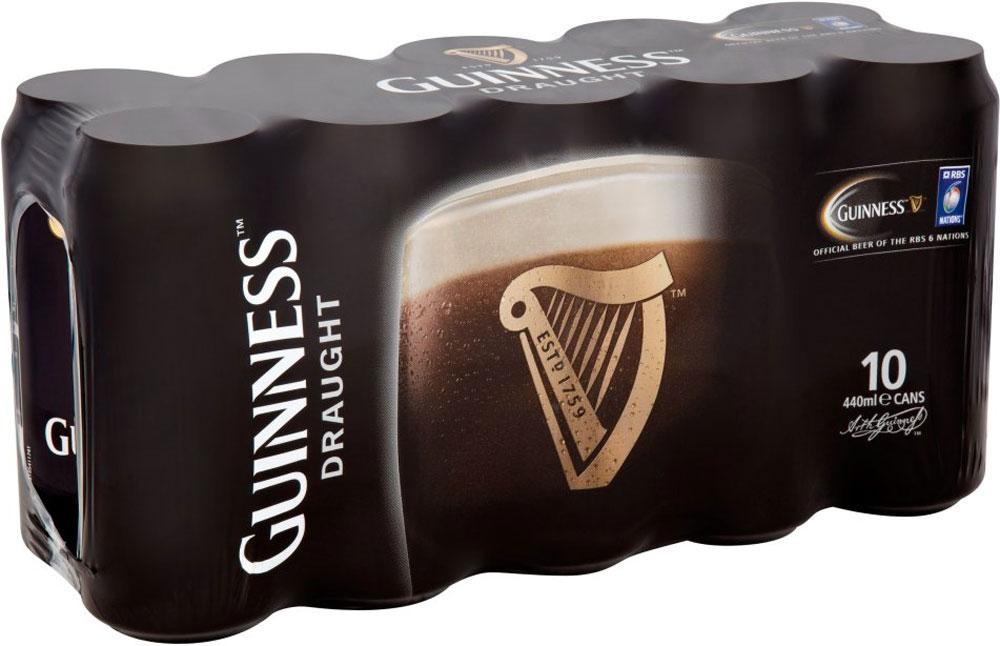 Guinness 10 x 440ml10 x 440ml £7.99 Bargain booze
