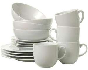 Denby White by Denby 16 Piece Boxed Tableware Set £52.40 @ Amazon