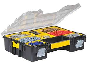 STANLEY FATMAX DEEP PRO ORGANISER was £19.99 NOW £14.99 Screwfix Click&Collect