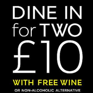 M & S £10 Meal Deal with Wine is back again!