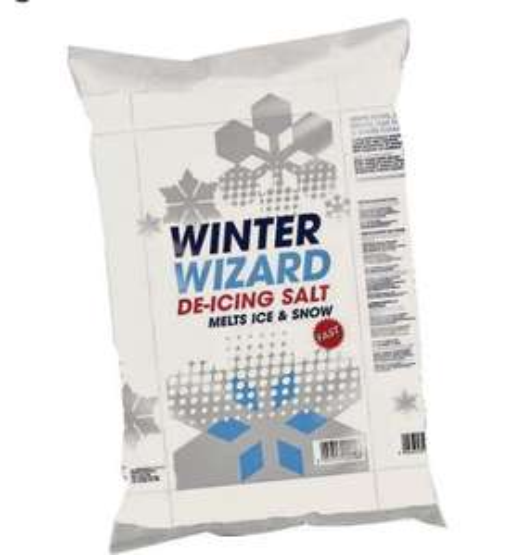 De-icing Salt 20kg bag £2.99 @ Argos