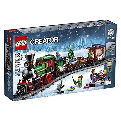 LEGO winter holiday train - £77.24 @ Sold by Spielzeugwelten (alle Preise inkl. gesetzlicher MwSt. und zzgl.Versandkosten - Impressum & Widerrufsbelehrung in der Verkäuferinfo) and Fulfilled by Amazon