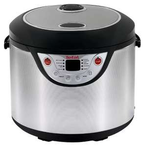 Tefal RK302E15 8-in-1 Multi Cooker, Stainless Steel - £36.74 Amazon