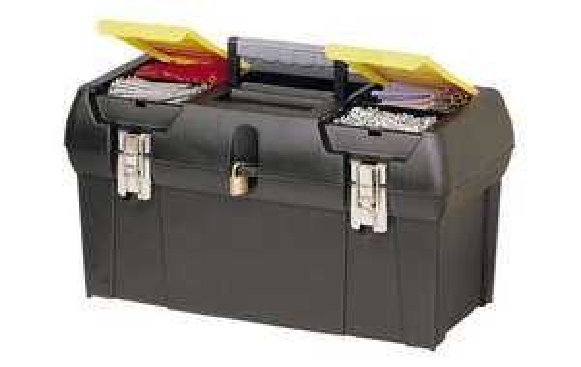 "Stanley 24"" Toolbox £20 @ Halfords - was £40 - online & in store"