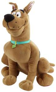 18 Inch Official Scooby Doo Plush with Sound Effects £6.99 Delivered @ Argos Ebay (same price to C+C instore)